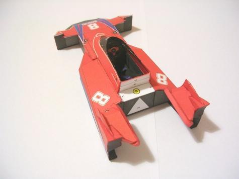 Brabham BT45, 1976 Carlos Pace