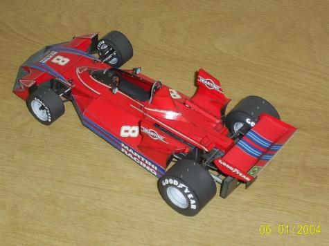 Brabham BT45  C.Pace 1976
