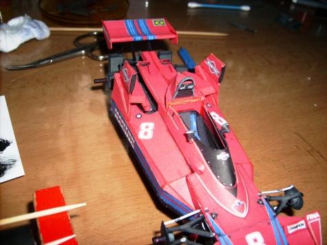 Brabham BT45 C.Pace