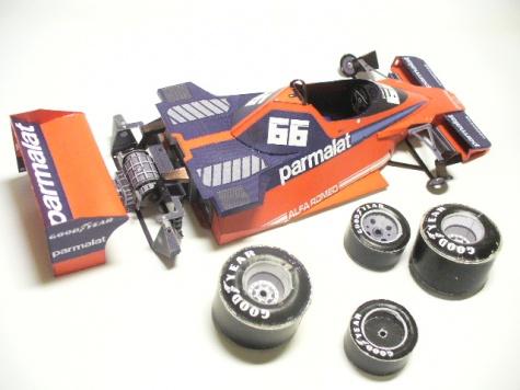 Brabham BT46A GP Kanada 78 Piquet