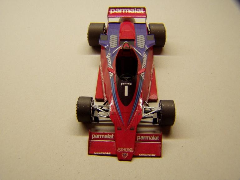 Brabham BT46B, 1978, N. Lauda
