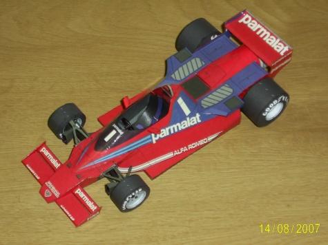 BRABHAM BT46B N.Lauda GP Švédska 1978
