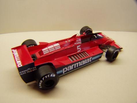 Brabham BT48, 1979, N. Lauda, GP Argentiny