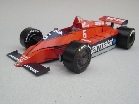 Brabham BT48, 1979, N. Piquet