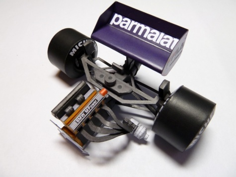Brabham BT52 BMW GP Brazil ´83