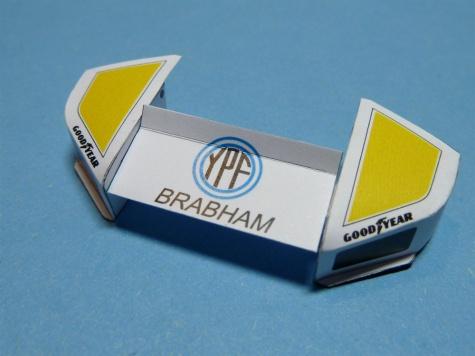 Brabham BT34 VC Argentiny´72