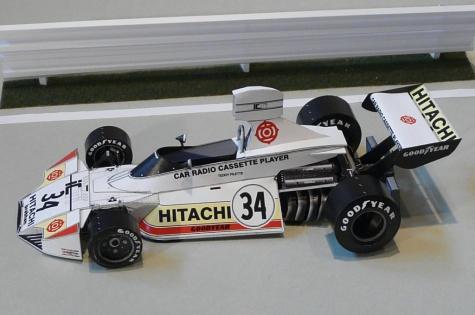 Brabham BT42, 1974