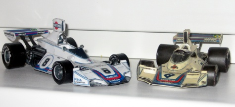 Brabham BT44B - C.Pace /1975/