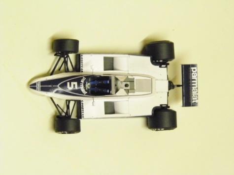 Brabham BT 49 - Nelson Piquet GP US West 1980