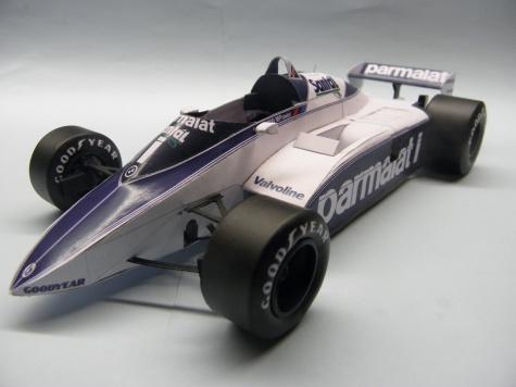 Brabham BT50, 1982, N. Piquet