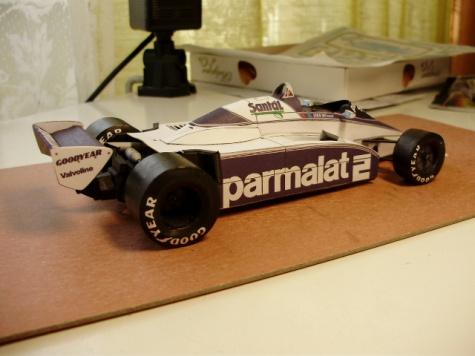 Brabham BT 50 BMW Turbo