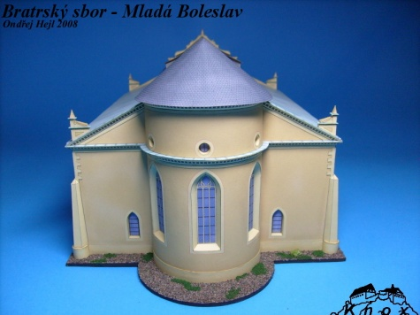 Bratrský sbor Mladá Boleslav