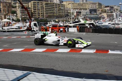 Brawn GP Monaco