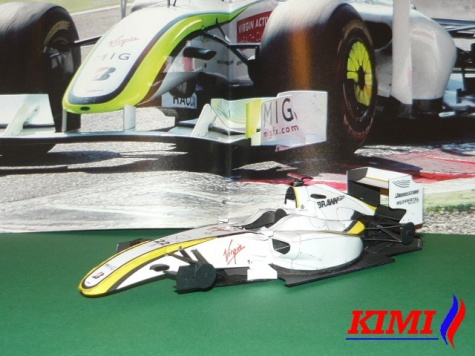 BrawnGP BGP001 , Jenson Button