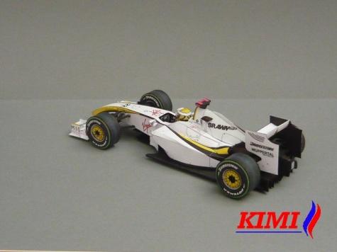 BrawnGP BGP001 , Jenson Button