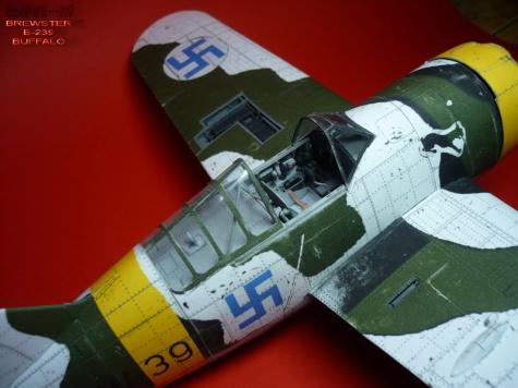 BREWSTER  B-239 BUFFALO