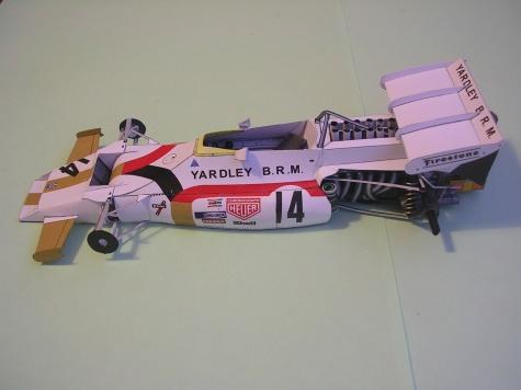 BRM P160, 1971 Jo Siffert