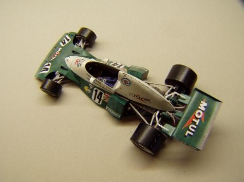 BRM P201, 1974, J.P. Beltoise