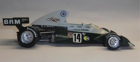 BRM P201 Beltoise GP Italy 1974