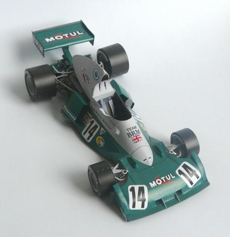 BRM P201, 1974