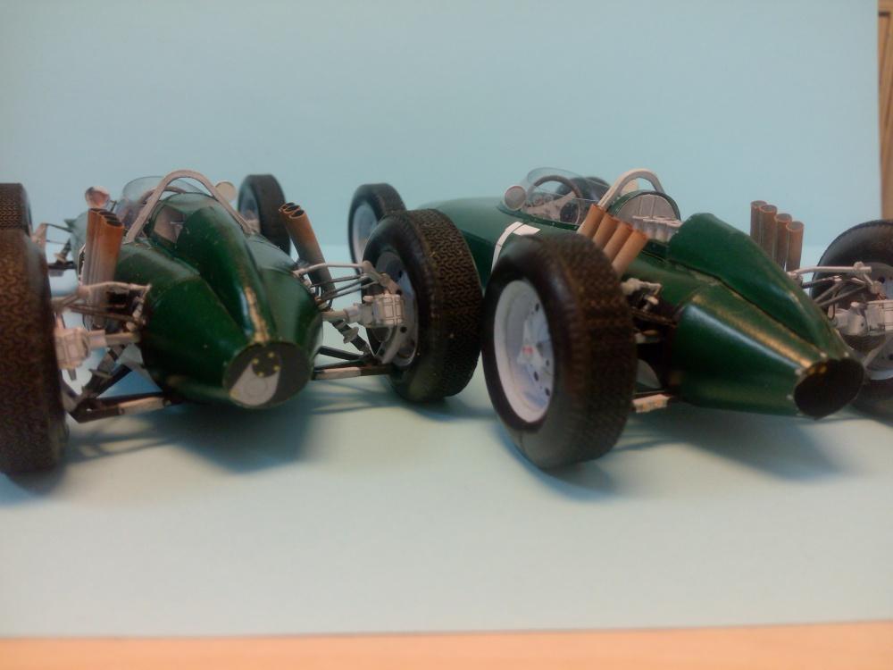 BRM P57