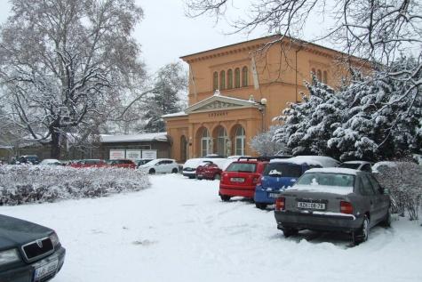 Brno Lužánky 23.2.2013