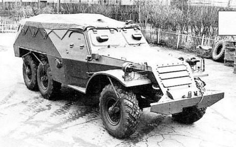BTR 152 W1