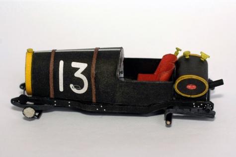 Bugatti 13 BRESCIA 1921