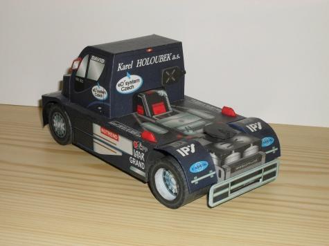 Buggyra Race truck
