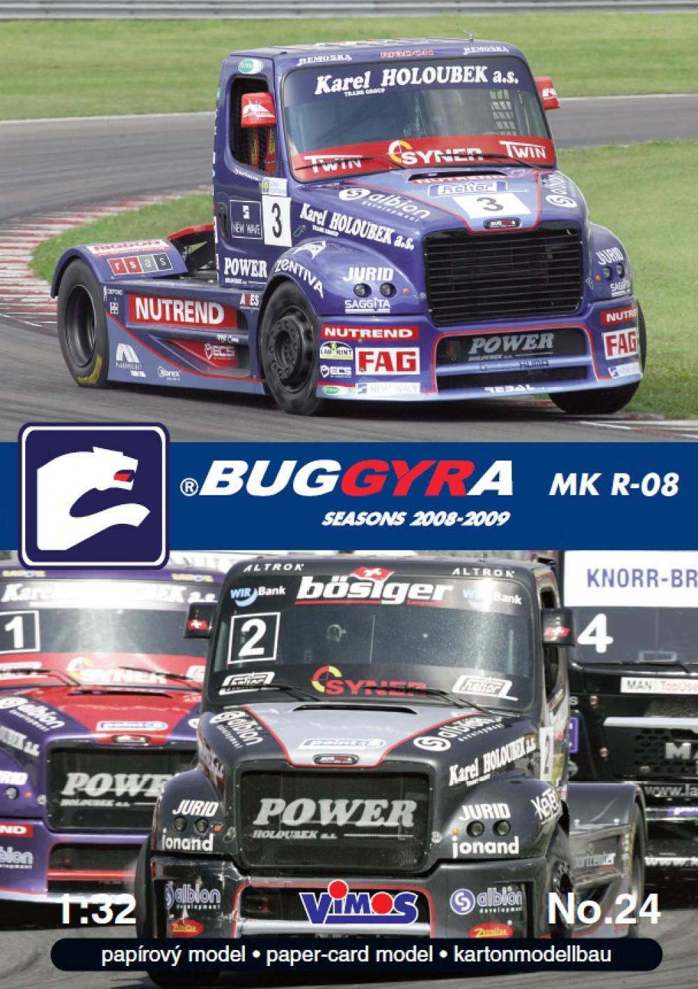 Buggyra MK-R 08