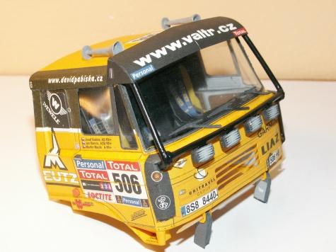 Liaz Dakar 2010