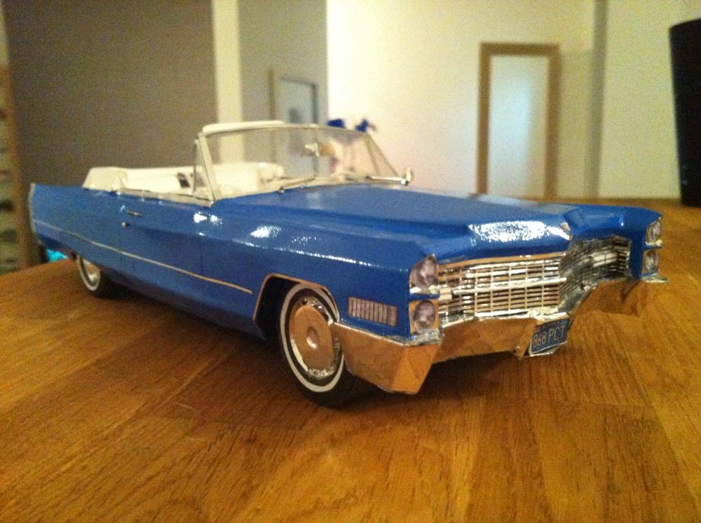 Cadillac Convertible 1966