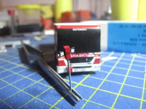 CAS 20 MB Econic 4x2 - HZS MSK