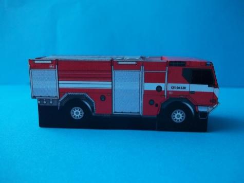 CAS 30 S3R  TATRA 815-7