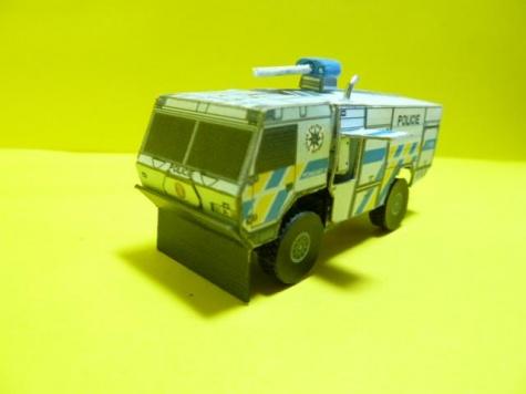 CAS 30 S3R T 815-7 Policie
