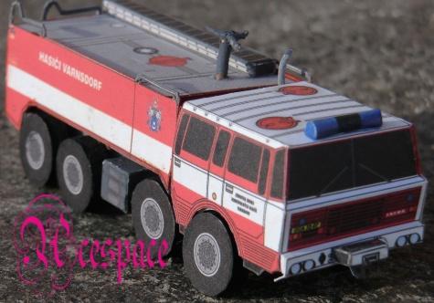 CAS 32 TATRA 813 8x8