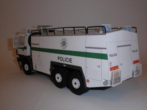 CAS 32 Tatra 815 6x6 POLICIE ČR