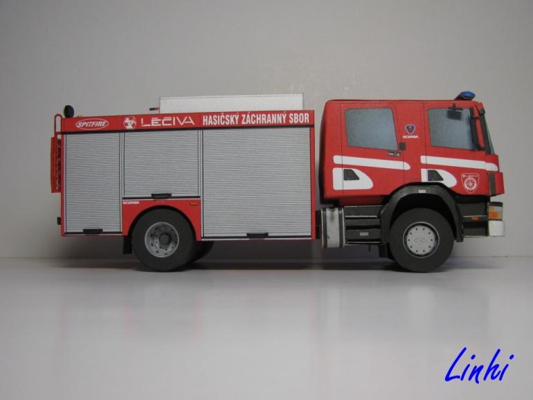 CAS K24 Scania Spitfire