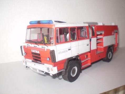 CAS K27 Tatra 815 4*4