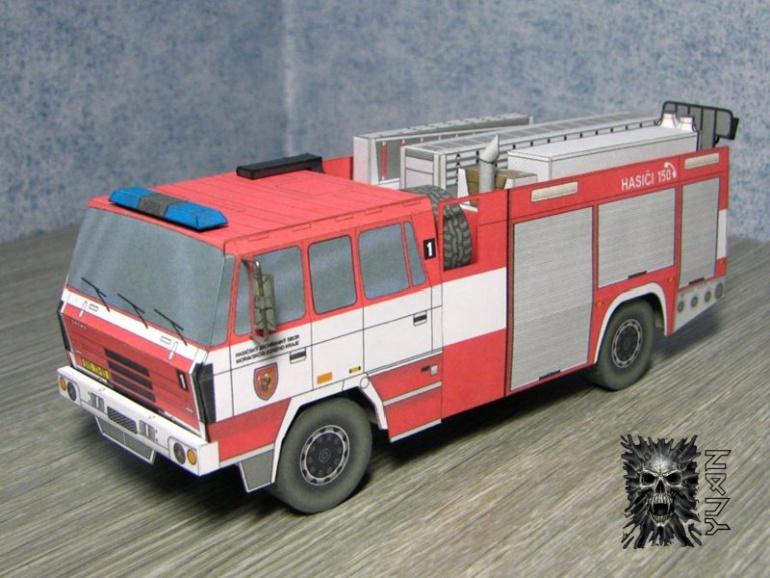 CAS24 Tatra 815 4x4