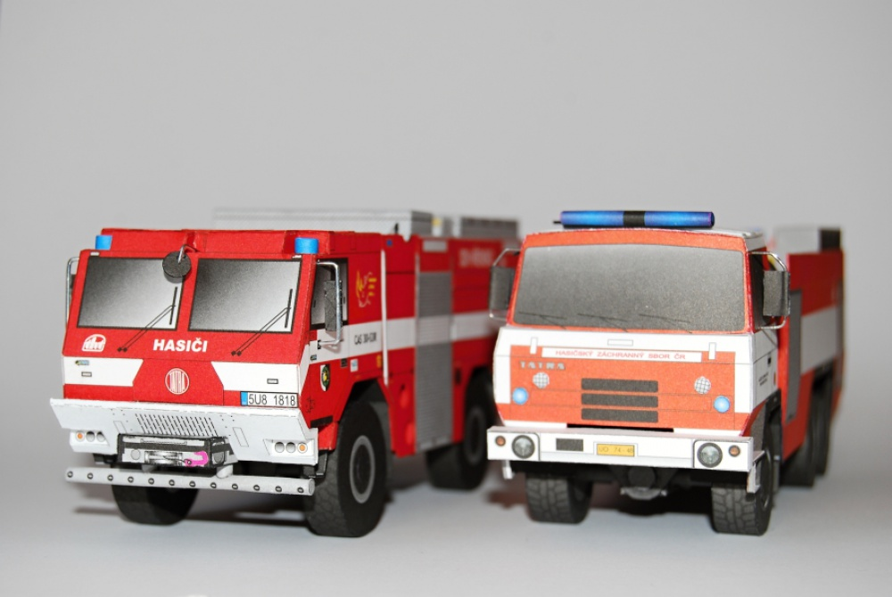 CAS 30 - S3R Tatra 815-7 4x4