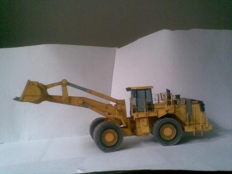 Cat 988H