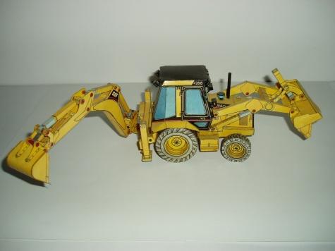 Caterpillar 428B