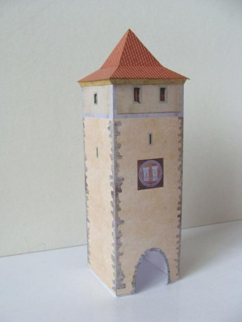 Červená brána Horažďovice