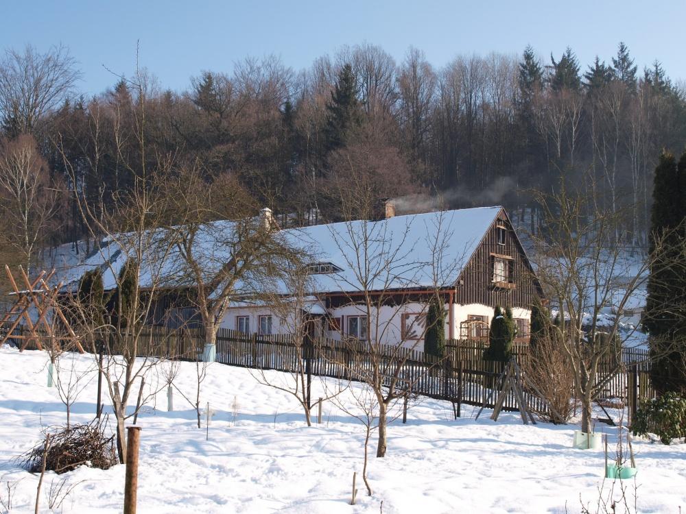 Chalupa z Lužických hor