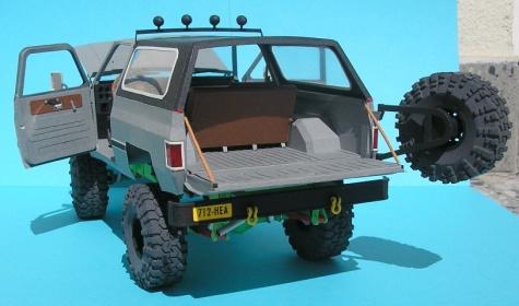 Chevrolet  Blazer K5 1975