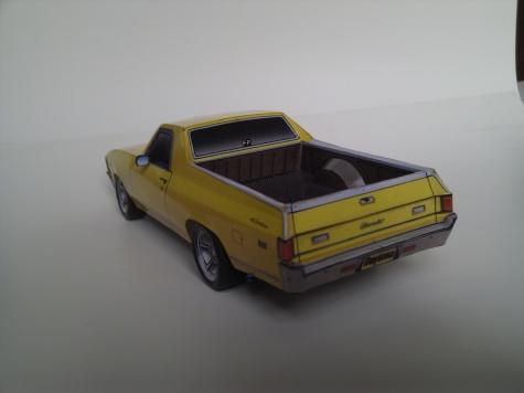 Chevrolet 1969 El camino