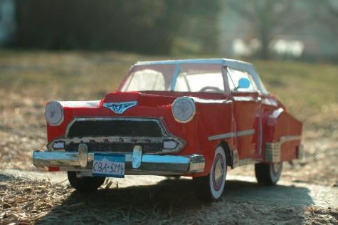 Chevrolet Bel Air 1952 deluxe