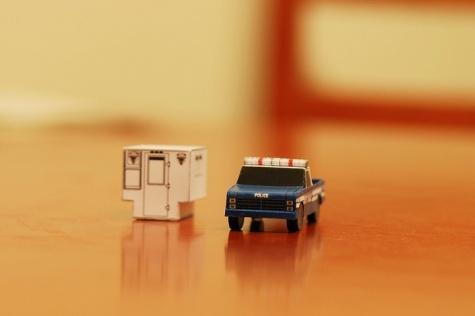 Chevrolet C20 Police