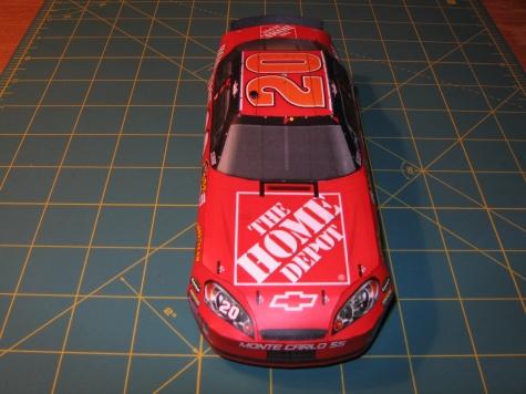 Chevrolet Monte Carlo SS Nascar 2006